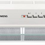 Siemens LU63LCC20 iQ100 Dunstabzugshaube Unterbau Weiß